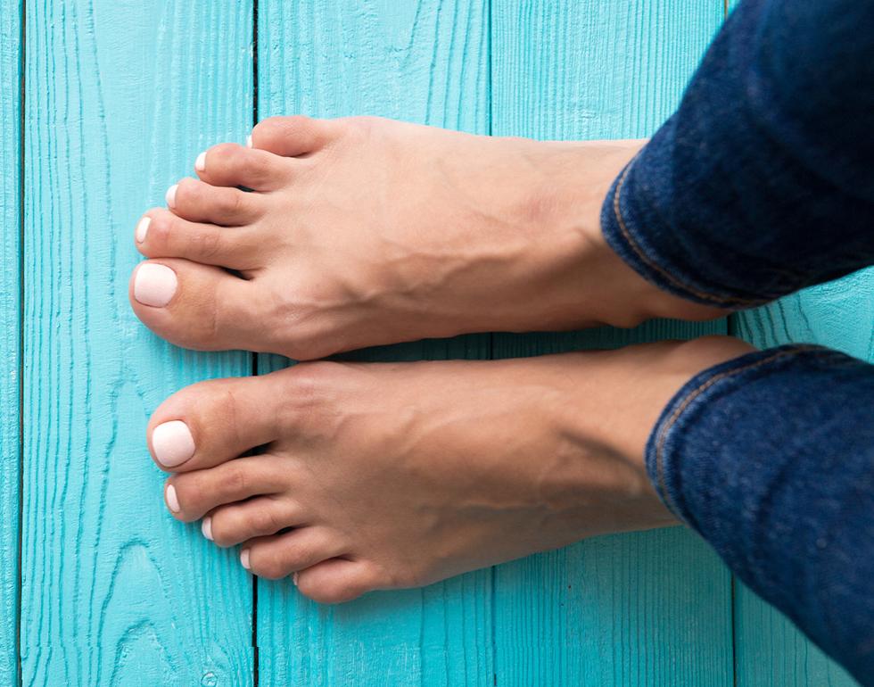 Egészséges lábak – nem csak nyáron!