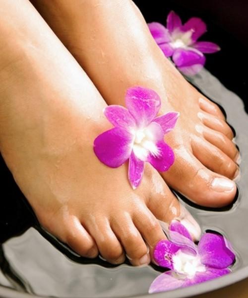 Speciális SPA kezelés a lábaknak